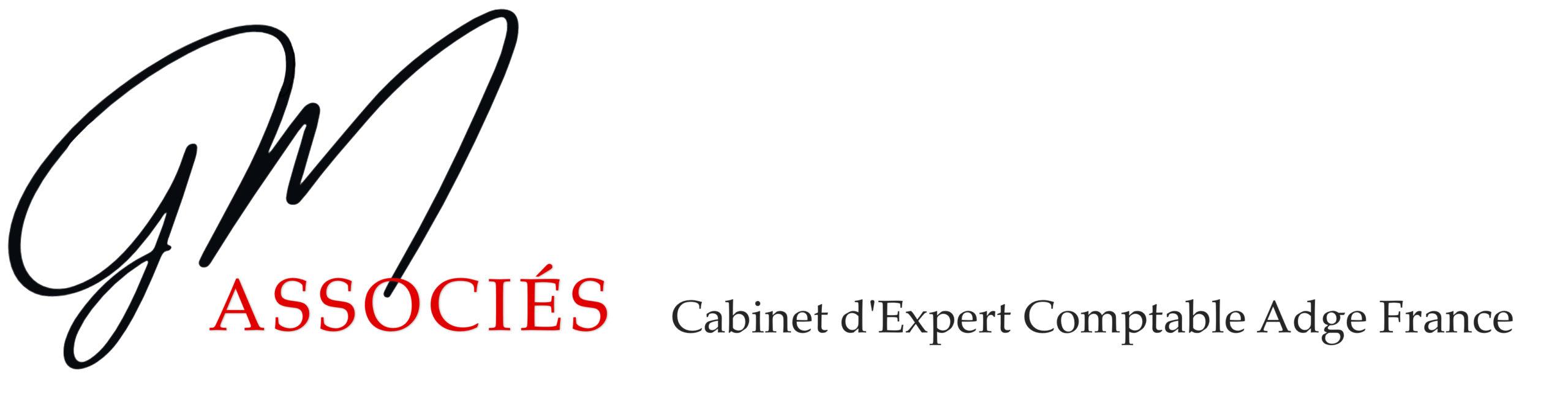 Logo de GM Associés cabinet d'expert compatble