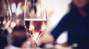 Verre de champagne
