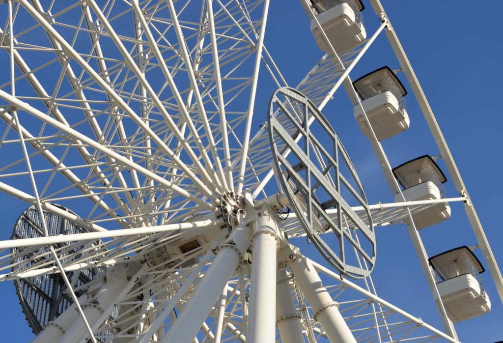 Grande roue du Cap d'Agde